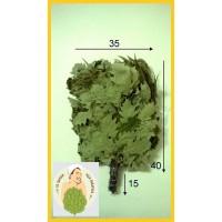 Веник дубовый с эвкалиптом оптом от 5-ти штук